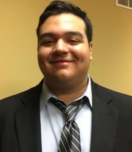 Sebastian Smith -- Lilly Scholarship finalist - 10-17-17